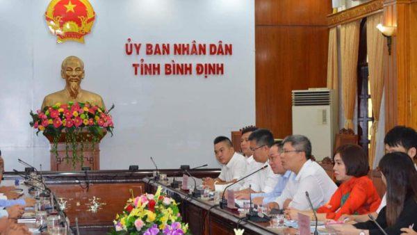 VKBIA: Kết nối giao thương giữa Bình Định và Hàn Quốc.