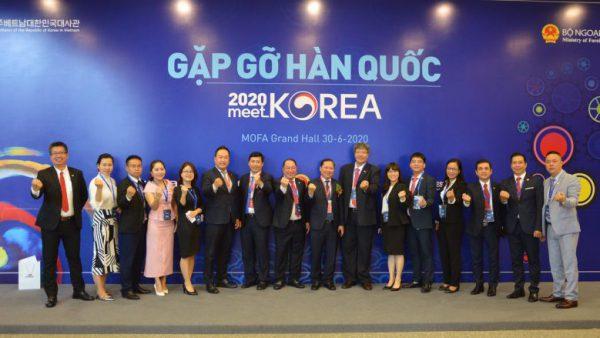 """VKBIA THAM DỰ """"MEET KOREA 2020 – GẶP GỠ HÀN QUỐC 2020"""""""