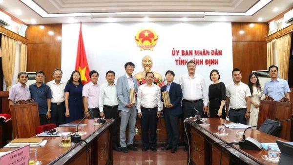 VKBIA tiếp tục hỗ trợ kết nối các nhà đầu tư Hàn Quốc với tỉnh Bình Định